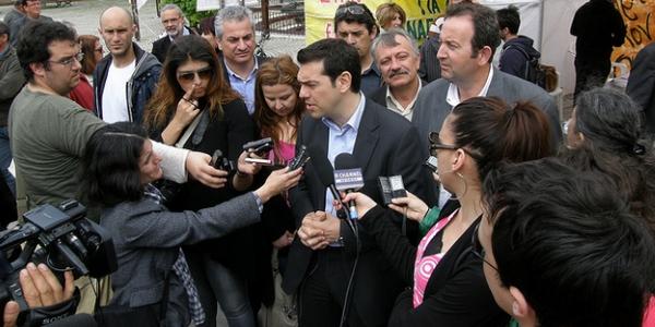 Todas las miradas sobre Syriza – Economía Directa 28-1-2015