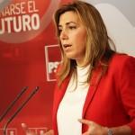 Susana Diaz 3 por PSOE de Andalucía